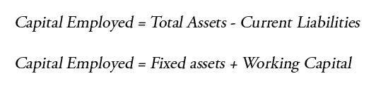 Formel Capital Employed
